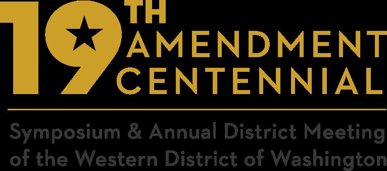 Flyer 19th Amendment Cetennial